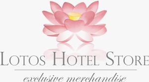 Lotos Hotel Store - exclusive merchandise